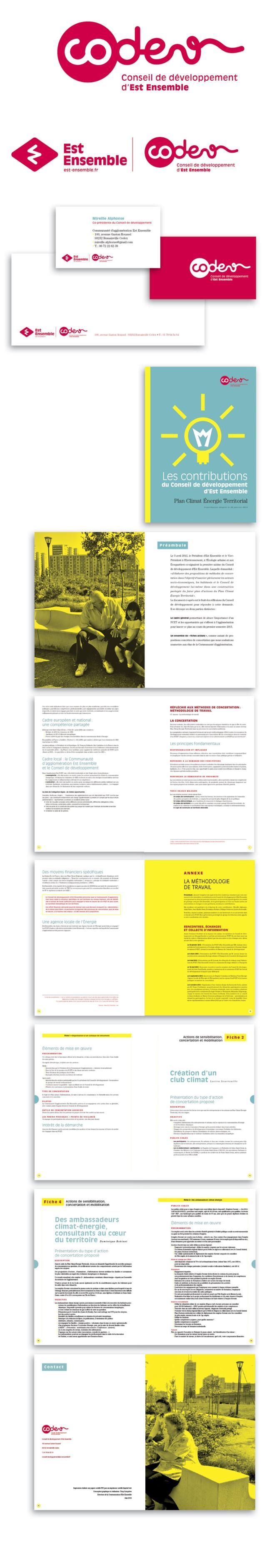 Plaquette 36 pages A4