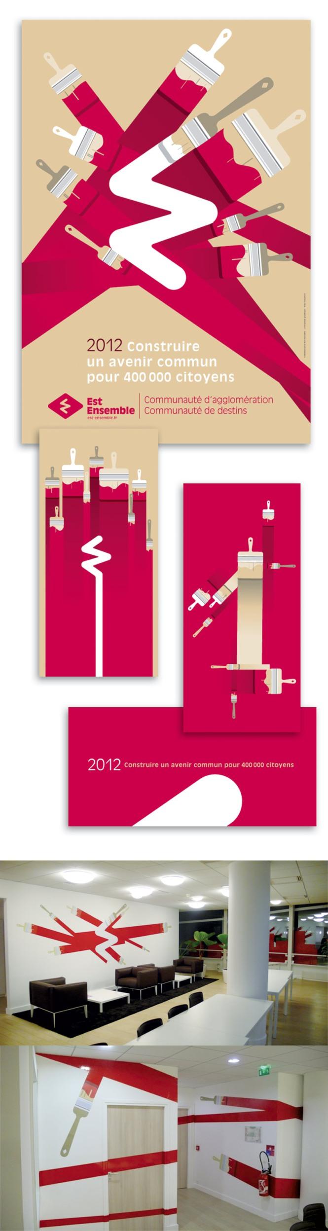 Vœux Est Ensemble 2012