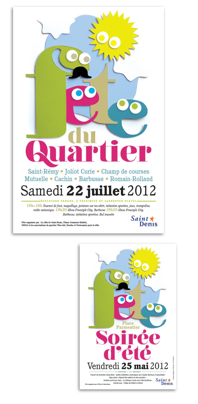 Fete de quartier Saint-Denis