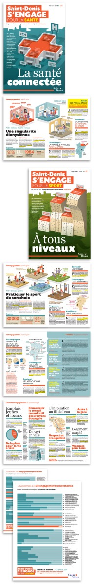 Journal des engagements de saint-denis