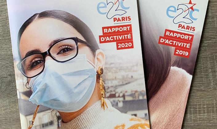 Rapports d'activité E2C Paris